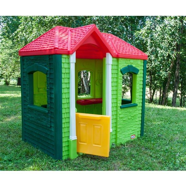 Little Tikes 172489_102 Литл Тайкс Игровой домик Зеленый