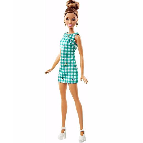 Mattel Barbie DVX72 Барби Кукла из серии Игра с модой mattel barbie dvx70 барби кукла из серии
