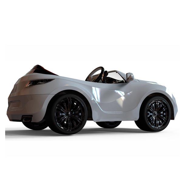 Henes Phantom Premium 783120 Детский электромобиль Хенес Фантом Премиум Белый