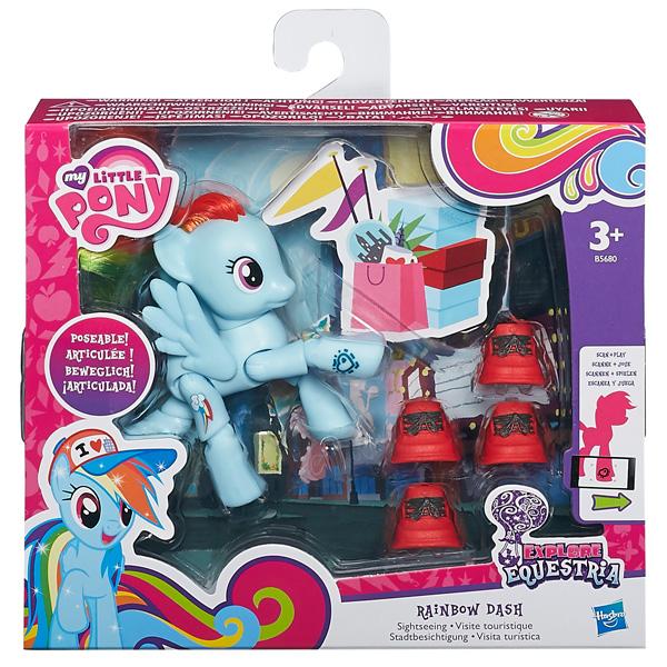 Hasbro My Little Pony B3598 Май Литл Пони Пони с артикуляцией (в ассортименте)