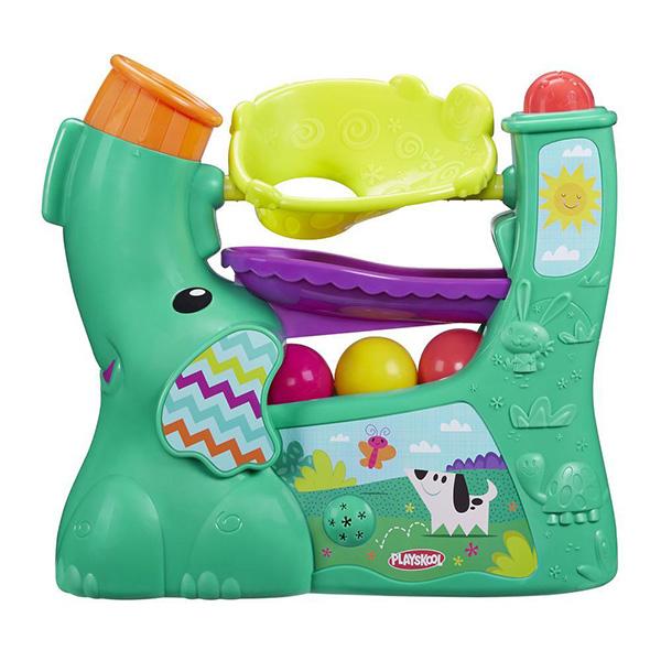 Hasbro Playskool B5846 Новый веселый слоник развивающая игрушка playskool веселый слоник