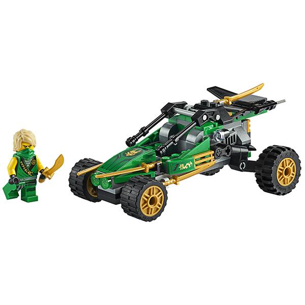 LEGO Ninjago 71700 Конструктор ЛЕГО Ниндзяго Тропический внедорожник