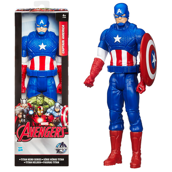 Hasbro Avengers B0434 Титаны: Фигурки Мстителей (в ассортименте) hasbro игровой набор b1402 мстителей avengers