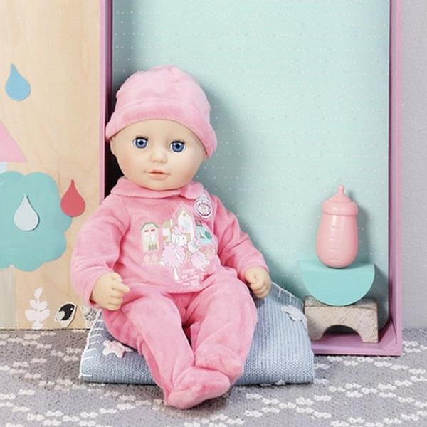 Zapf Creation my first Baby Annabell 700-532 Бэби Аннабель Кукла с бутылочкой, 36 см
