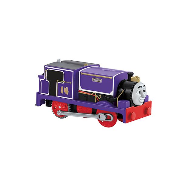 Mattel Thomas & Friends CKW30 Томас и друзья Паровозик Чарли с автоматическим механизмом цена 2016