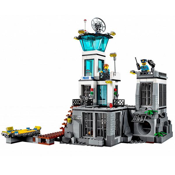 Lego City 60130 Конструктор Лего Город Остров-тюрьма