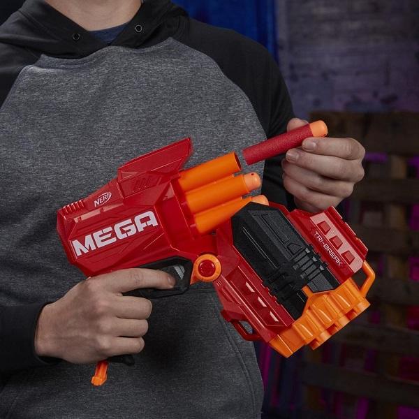 Hasbro Nerf E0103 Нерф Мега Три-брейк