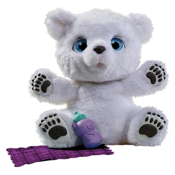 Hasbro Furreal Friends B9073 Полярный Медвежонок игрушка hasbro furreal friends полярный медвежонок b9073