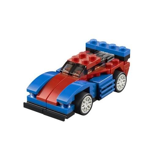 Конструктор Lego Creator 31000 Конструктор Мини гоночная машина (внедорожник и грузовик)