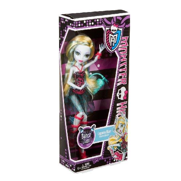 Mattel Monster High 0430Y/1114710 Школа Монстров Кукла Монстр Хай Для урока танцев (в ассортименте)