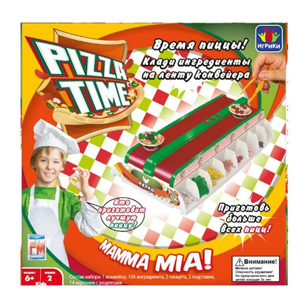 Fotorama 1026 Фоторама Игра интерактивная Pizza Time