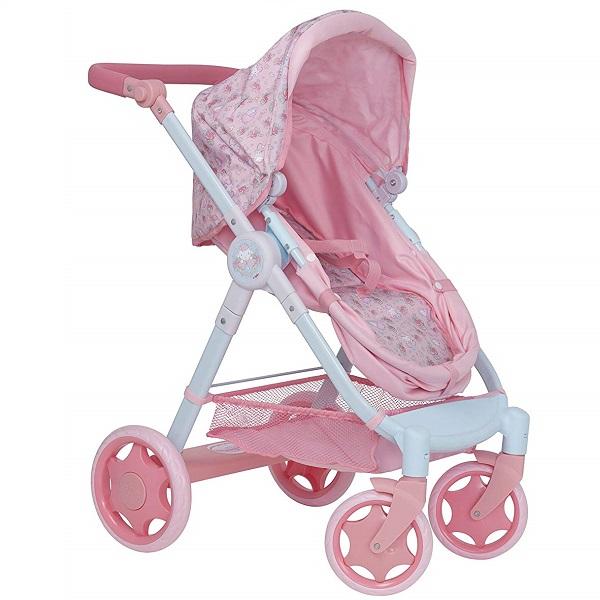 Zapf Creation Baby Annabell 1423556 Коляска многофункциональная (стульчик, качели, кресло) baby annabell аксессуар для кукол памперсы