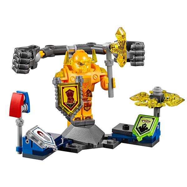 Lego Nexo Knights 70336 Конструктор Лего Нексо Аксель- Абсолютная сила