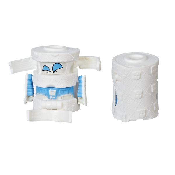 Hasbro Transformers E3486 Игровой набор 5 трансформеров Ботботс