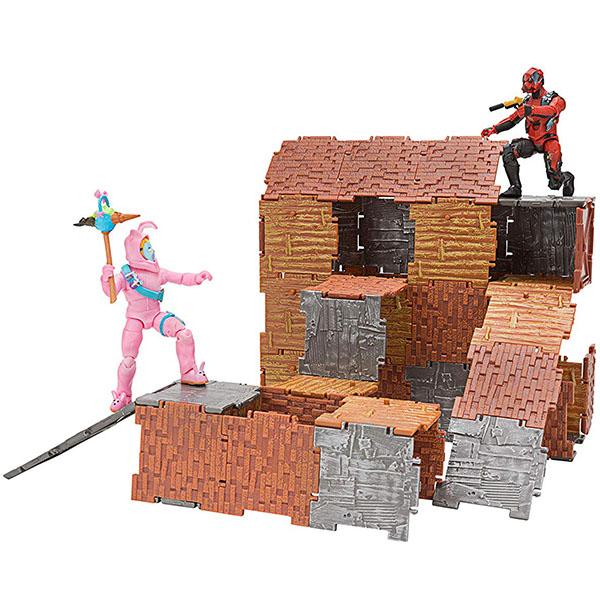 цена на Fortnite FNT0115 Набор фигурок Rabbit Raider & Vertex с аксессуарами