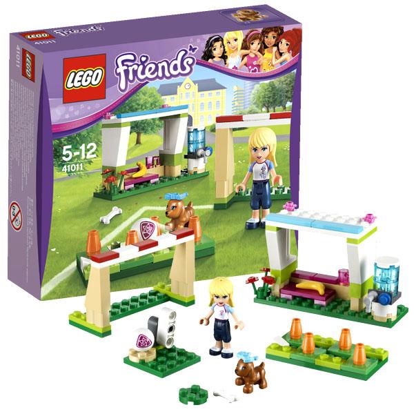 Конструктор Lego Friends 41011 Лего Подружки Стефани-футболистка