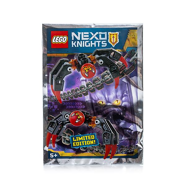 Lego Nexo Knights 271604 Конструктор Лего Нексо Пауки