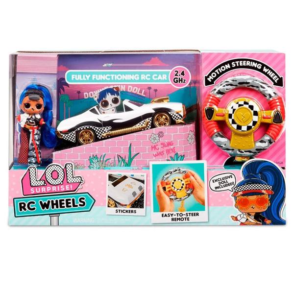 L.O.L. Surprise 569398 Машина на пульте управления J.K. R/C Wheels