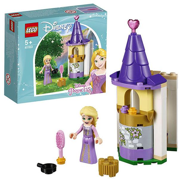 LEGO Disney Princess 41163 Конструктор Лего Принцессы Дисней Башенка Рапунцель lego disney princess 41151 конструктор лего принцессы дисней учебный день мулан