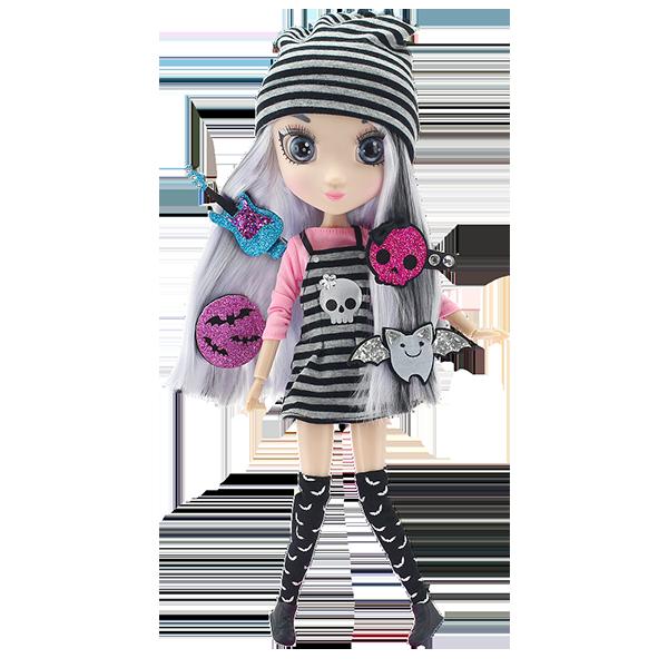 Shibajuku Girls HUN6620 Кукла Йоко, 33 см