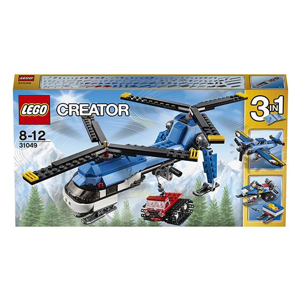 Конструктор Лего Криэйтор 31049 Двухвинтовый вертолет