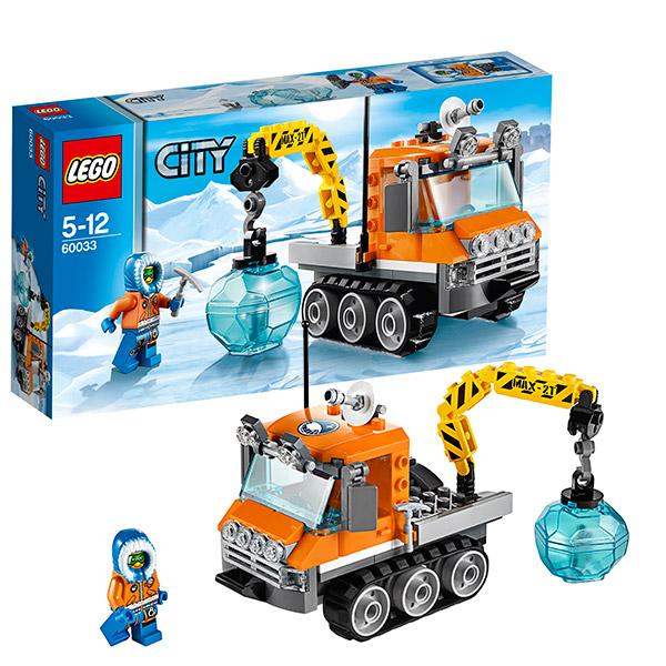 Lego City 60033 Конструктор Лего Город Арктический вездеход
