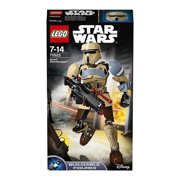 LEGO Star Wars 75523 Конструктор ЛЕГО Звездные Войны Штурмовик со Скарифа