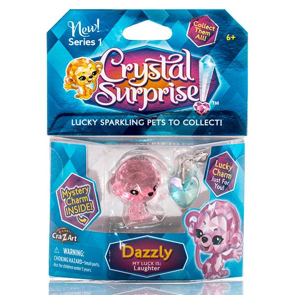 Crystal Surprise 45703 Кристал Сюрприз Фигурка Обезьянка + подвески
