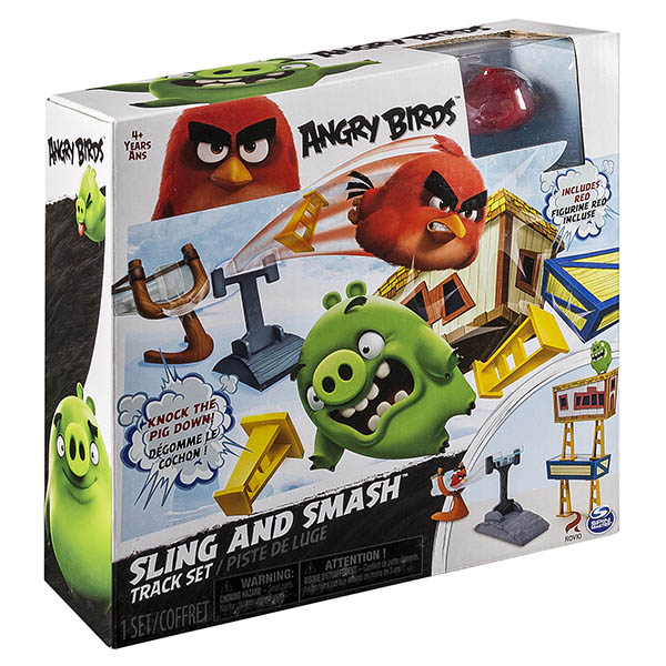 Angry Birds 90505 Энгри Бердс Игровой набор Трек сердитых птичек