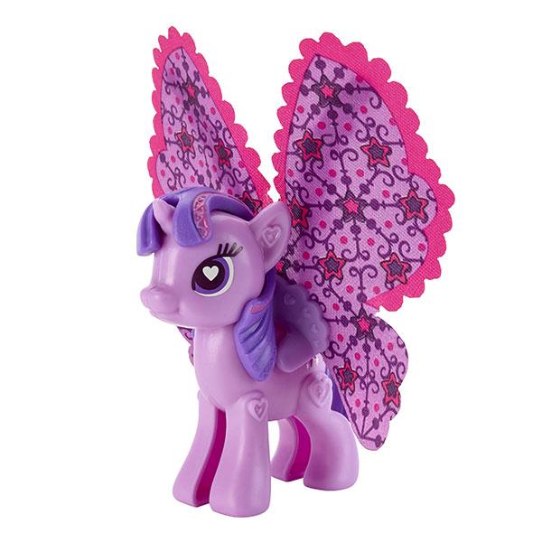 Hasbro My Little Pony B0371 Пони с крыльями (в ассортименте) hasbro my little pony a8330 фигурка в закрытой упаковке в ассортименте