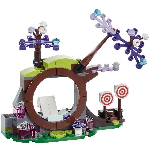 Lego Elves 41196 Конструктор Лего Эльфы Нападение летучих мышей на Дерево эльфийских звёзд
