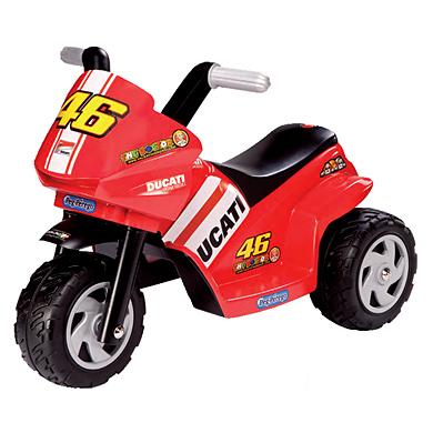 Детский электромобиль Peg-Perego MD0001 Ducati Mini