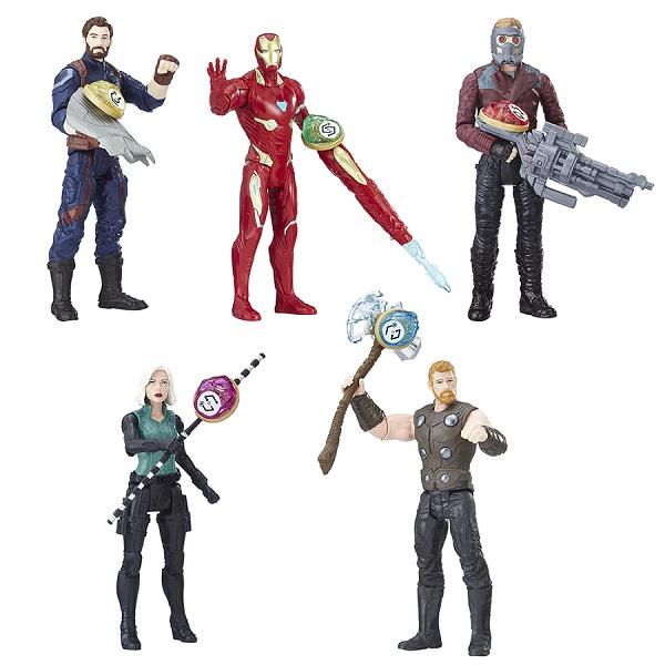 цены Hasbro Avengers E0605 Мстители с камнем
