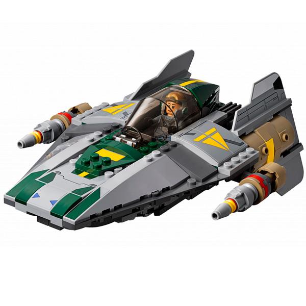 Lego Star Wars 75150 Конструктор Лего Звездные Войны Усовершенствованный истребитель Дарта Вейдера