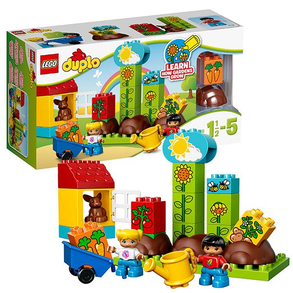 Lego Duplo 10819 Конструктор Мой первый сад