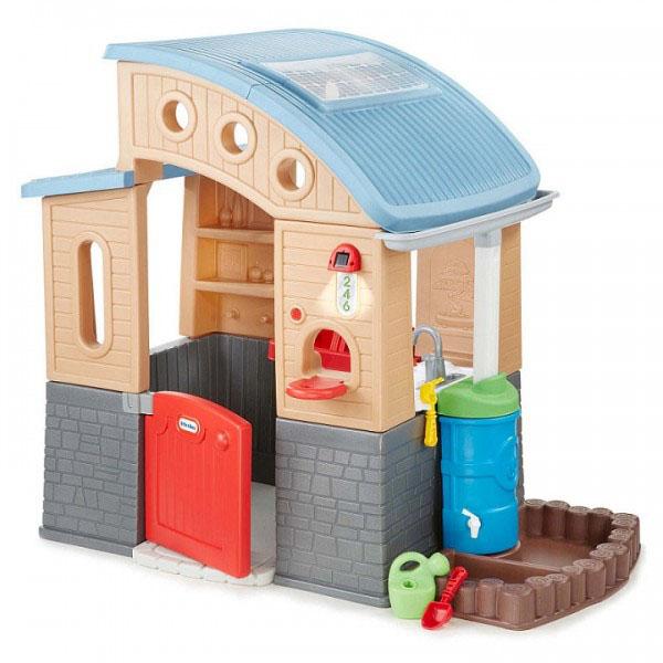 Little Tikes 640216 Литл Тайкс Игровой домик юного эколога