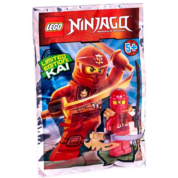 Lego Ninjago 891501 Конструктор Лего Ниндзяго Кай