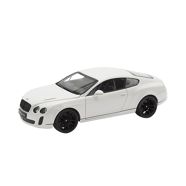 Welly 43623 Велли Модель машины 1:34-39 Bentley Continental Supersports машины bburago машина для сборки bentley continental supersports convrtible isr