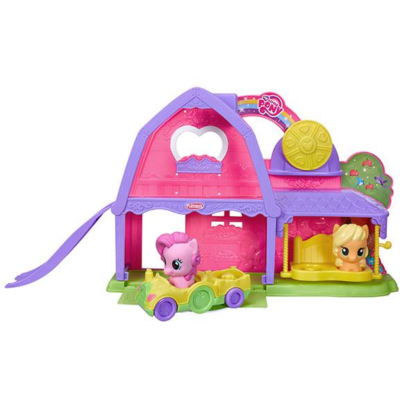 Hasbro My Little Pony B4623_9 Май Литл Пони Игровой набор ферма Эппл Джек