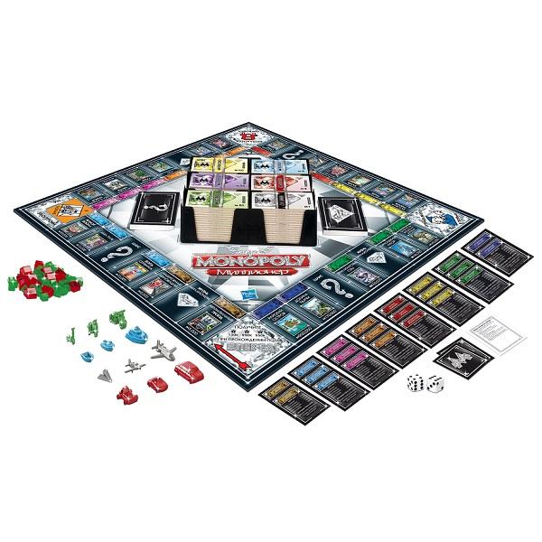 "Hasbro Monopoly 98838 Игра ""Монополия Миллионер"""