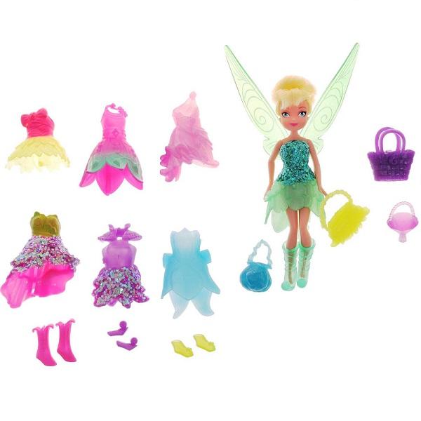 Disney Fairies 885400 Дисней Фея Игровой набор 11 см с аксессуарами (в ассортименте)