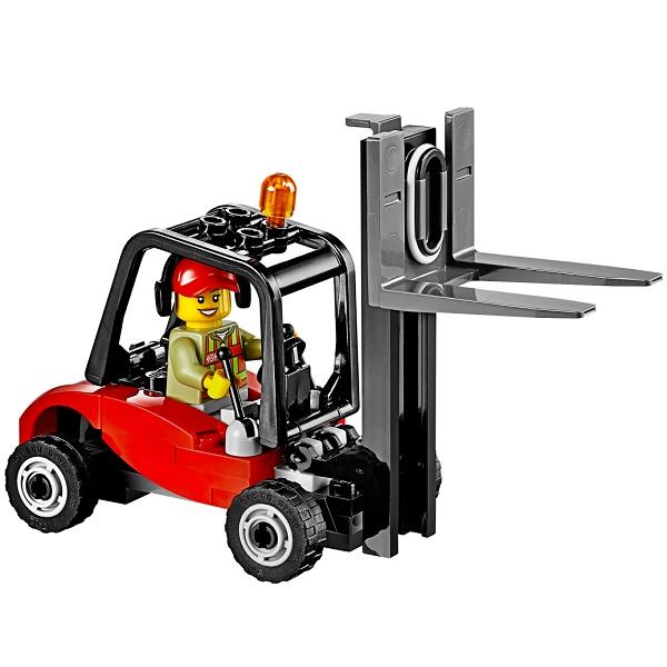 LEGO City 60052 Конструктор ЛЕГО Город Грузовой поезд