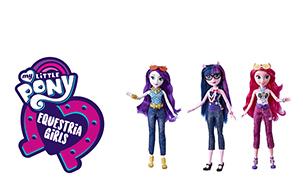 Девочки из Эквестрии для поклонниц игрушечных пони