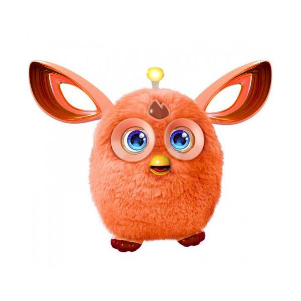 Hasbro Furby B7150/B7153 Ферби Коннект ТЕМНЫЕ ЦВЕТА оранжевый hasbro furby b7150 b6085 ферби коннект голубой
