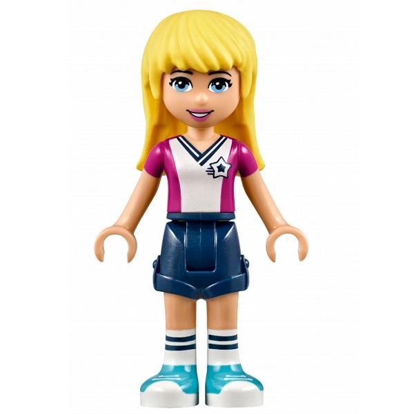 Лего Подружки 41330 Конструктор Футбольная тренировка Стефани