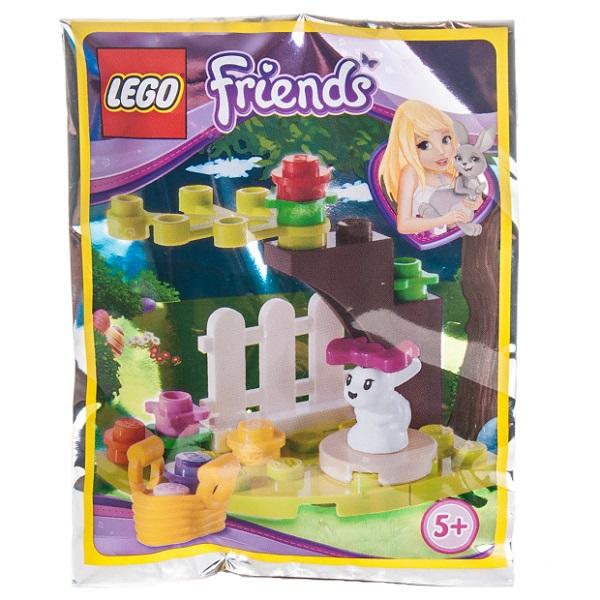 Lego Friends 561503 Конструктор Лего Подружки Забавный кролик lego конструктор подружки спортивный лагерь дом на дереве