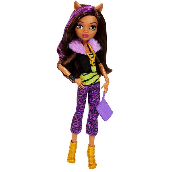 Mattel Monster High DVH23 Кукла Клаудин Вульф mattel monster high dpk31 игровой набор класс физкультуры
