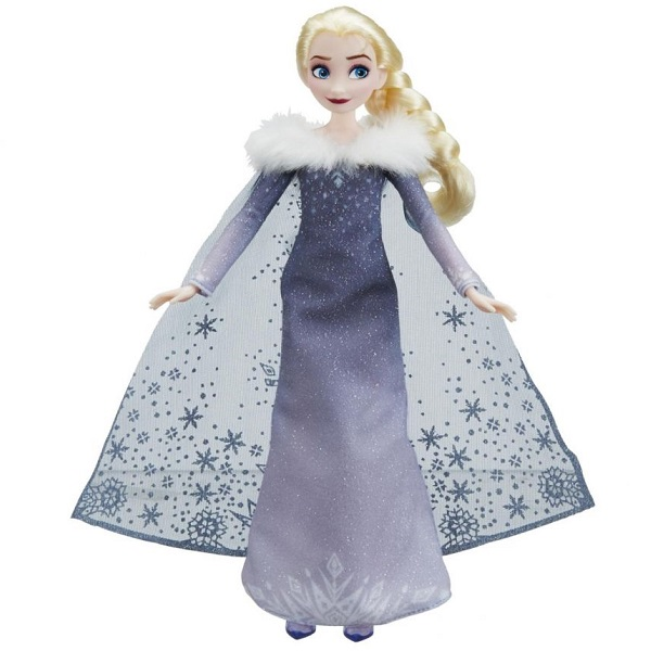 Hasbro Disney Princess C2539 Кукла Холодное Сердце Поющая Эльза