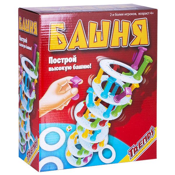 """Trends 22600 Настольная игра """"БАШНЯ"""""""