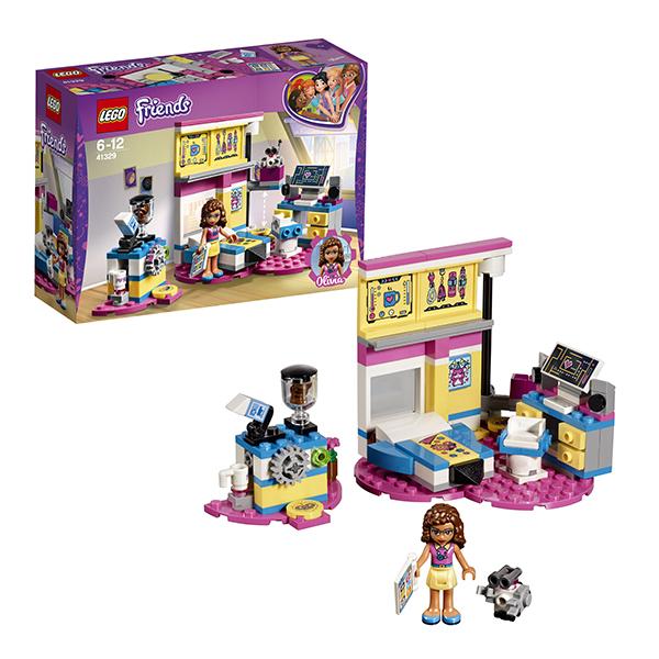 Lego Friends 41329 Конструктор Лего Подружки Комната Оливии